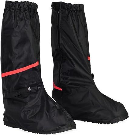 HSEAMALL Housse de Chaussures étanche réutilisable pour