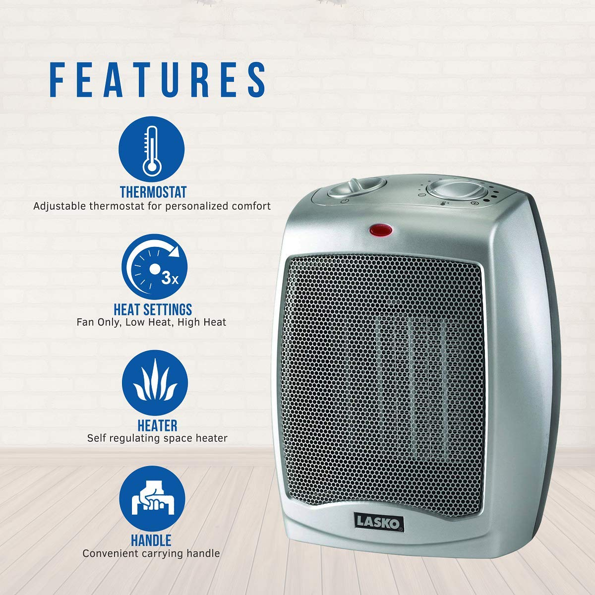 Best Ceramic Heater Reviews 2