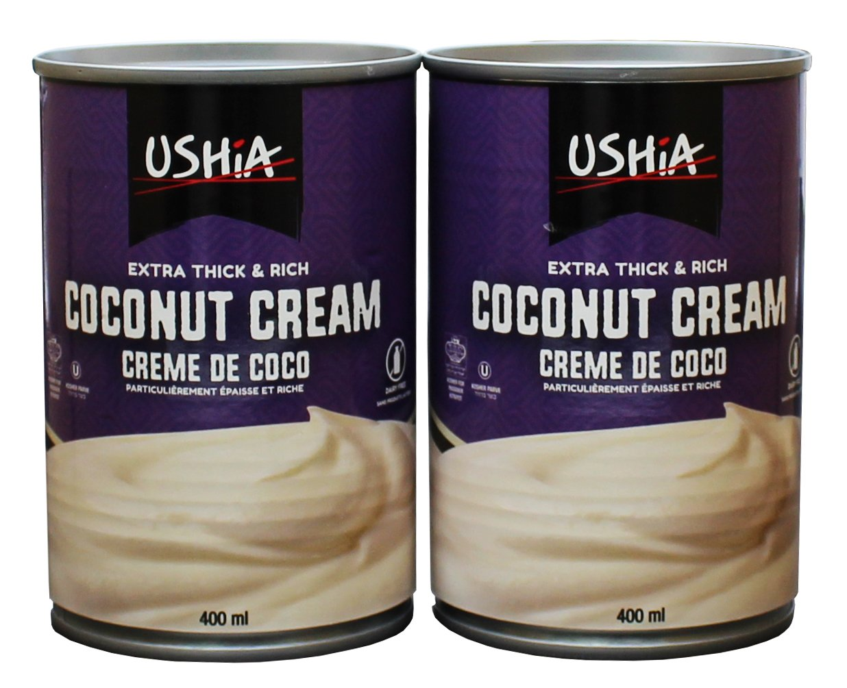 Coco Lopez Real Cream Of Coconut 15 Ounce Can Pita Serut Dairy Free Unsweetened Milk Extra Thick Lactose Kosher 135 Oz