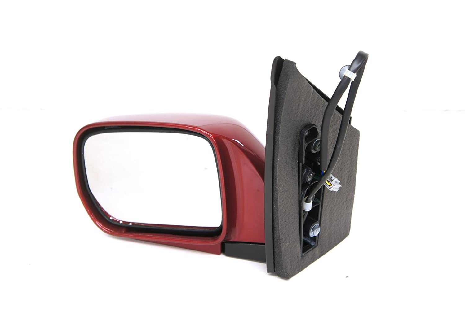 Genuine Honda Parts 76250-S0X-A02ZL Honda Odyssey Left Side Redrock Pearl Door Mirror Assembly