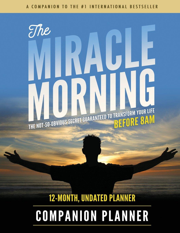 Miracle morning книга скачать