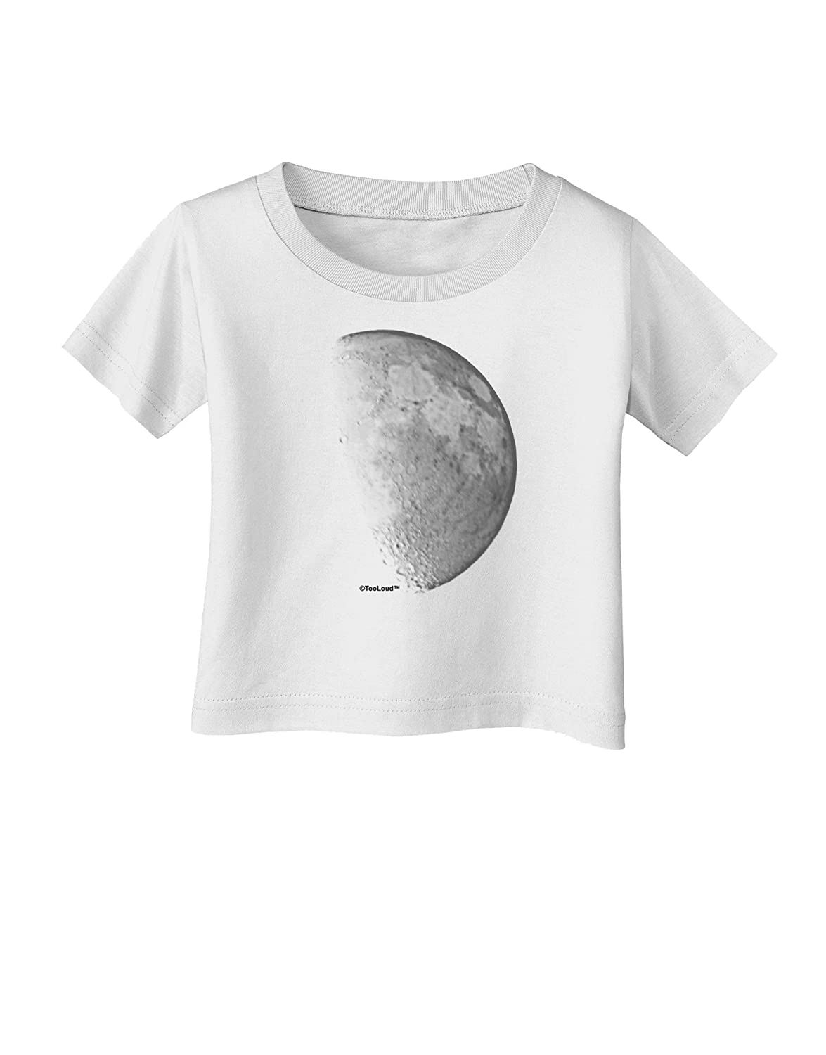 TooLoud Moon Shadow Infant T-Shirt