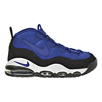 60f16149d0e low price nike air max uptempo mens shoes deep royal blue black white  311090 400 5d62f