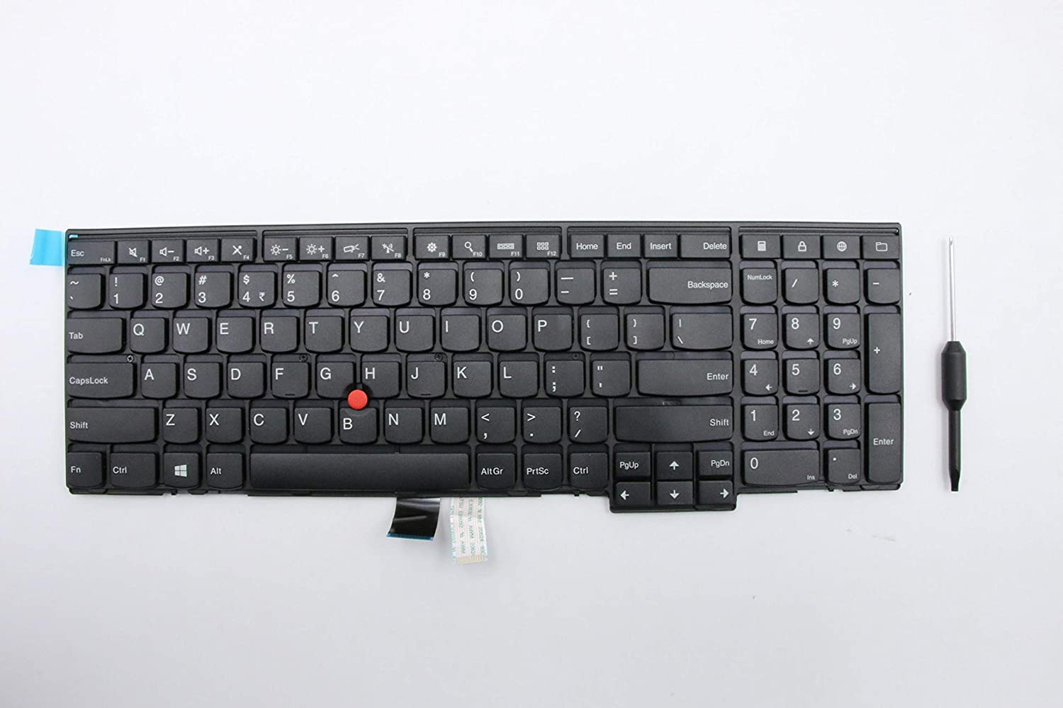 US Original Laptop Non-Backlit Keyboard for Lenovo ThinkPad Compatible E531 T540 T540P T550 L540 W540 W550S W550 W541