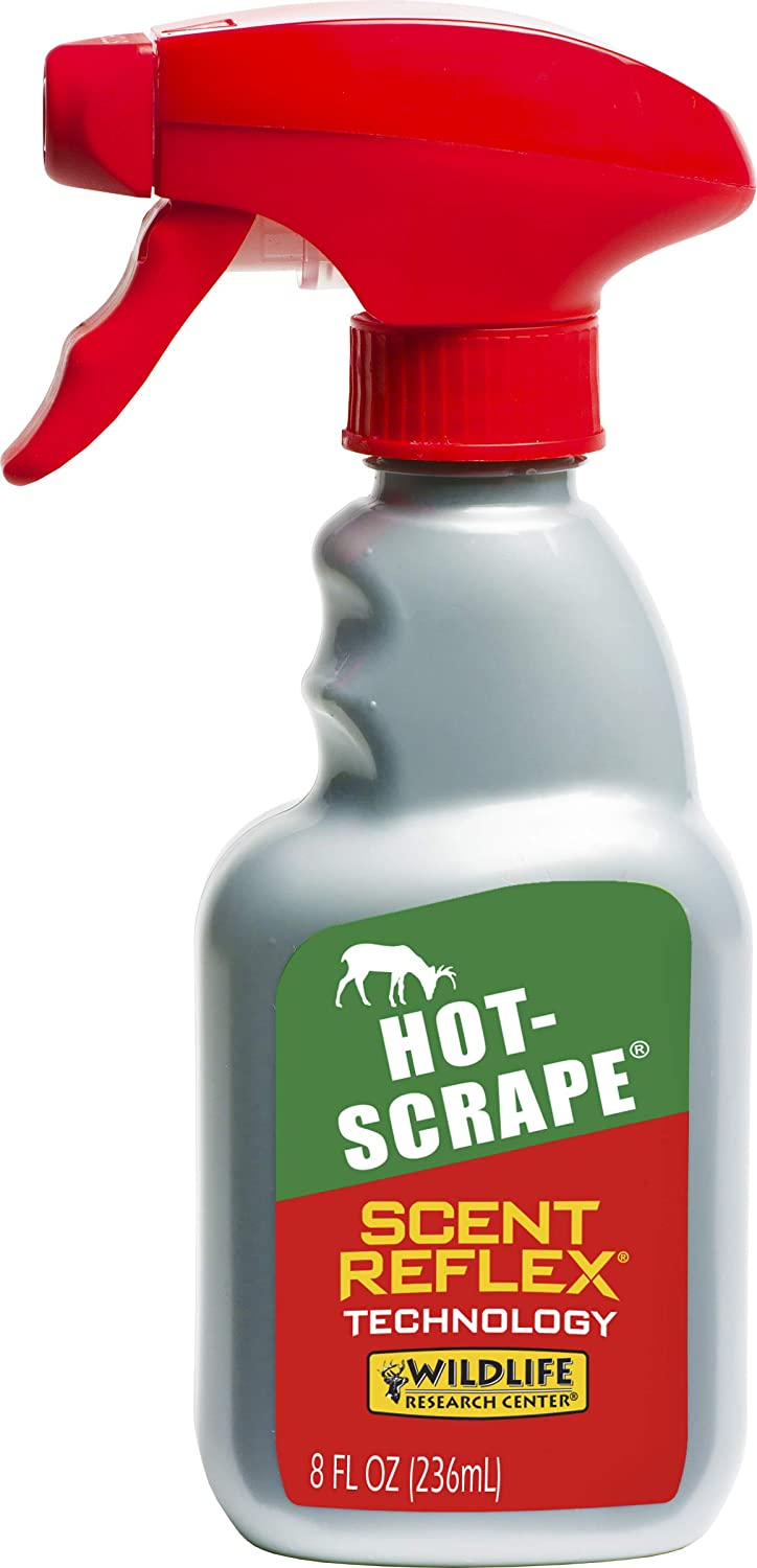 Wildlife Research 82168 Hot-Scrape 8-Ounce Trigger Bottle