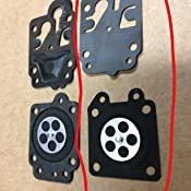 Amazon.com: HIPA Carburador Rebuild Kit k20-wyl con foco de ...