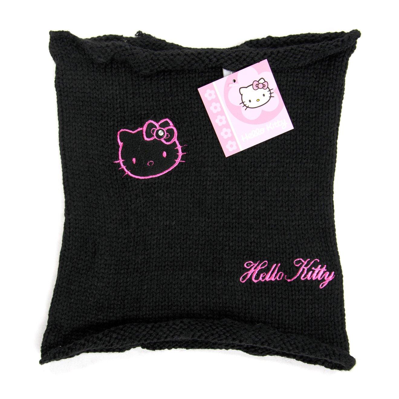 Scaldacollo Hello Kitty a maglia (Sciarpa tubolare)