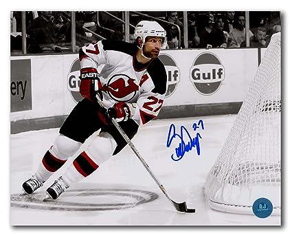 0623585d1 Scott Niedermayer New Jersey Devils Autographed Metallic Spotlight 8x10  Photo