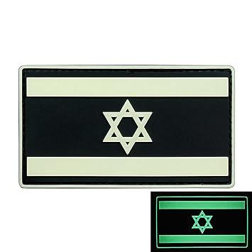 Sammeln & Seltenes israel flag IDF star david infrared IR multicam laser touch fastener patch