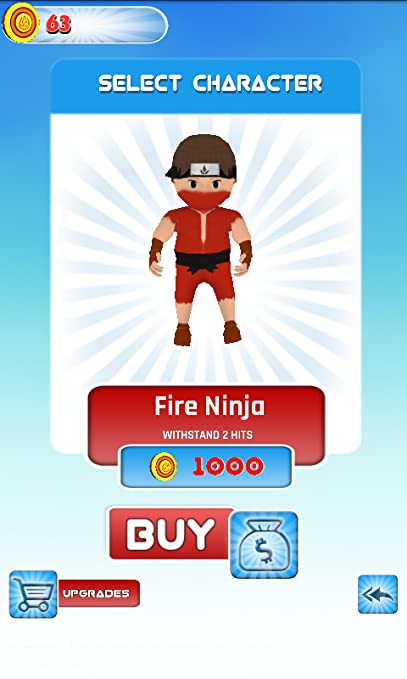 Amazon.com: Ninja Run Game: Appstore for Android