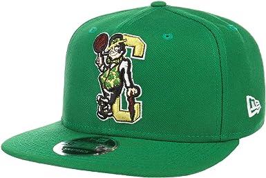 New Era Onc Bh19 Hc950 Boscel Gorra línea Boston Celtics, Hombre ...