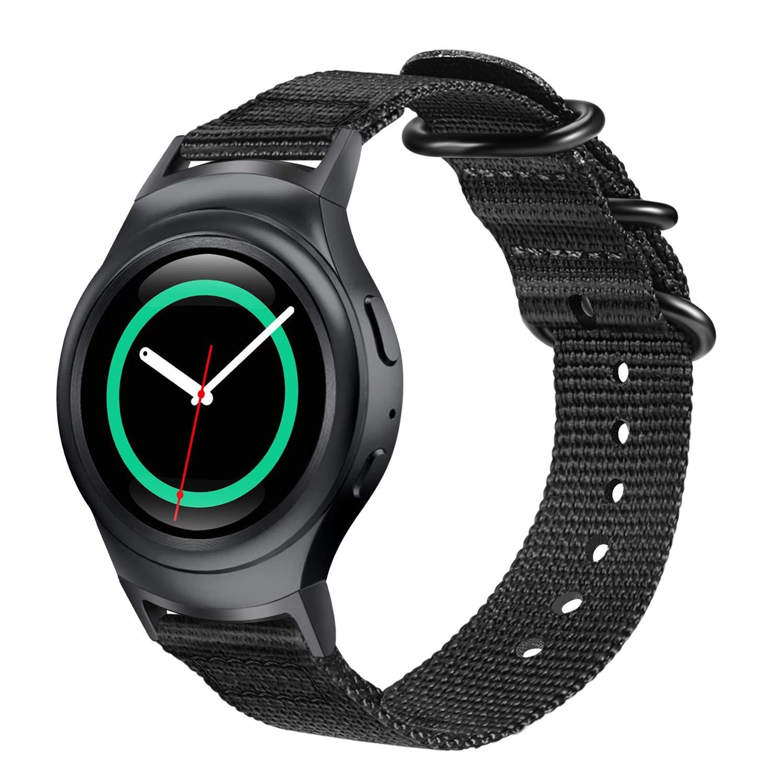 Fintie Correa para Samsung Gear S2 SM-R720 / SM-R730 - Pulsera de ...