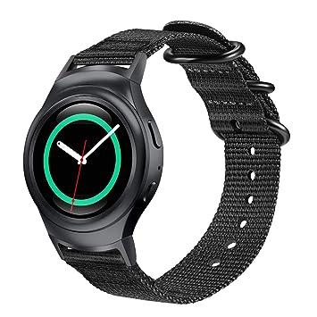 FINTIE Correa para Samsung Gear S2 SM-R720 / SM-R730 ...