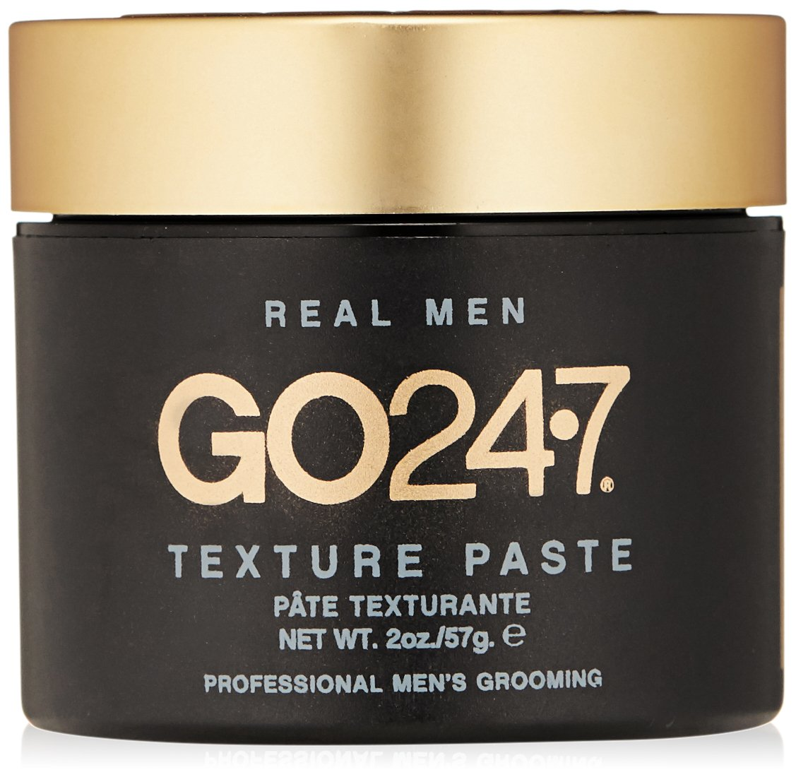 Real Men Texture Paste by GO247 for Men - 2 oz Paste I34284