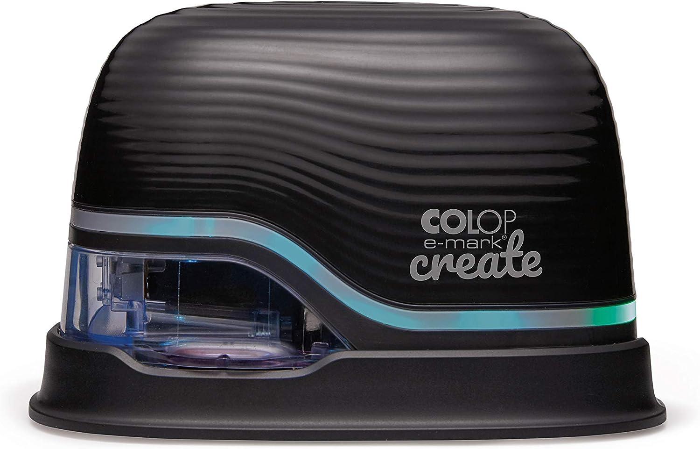 impresi/ón en varios colores incluye aplicaci/ón gratuita Impresora port/átil para usuarios creativos Colop e-mark Create