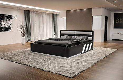 Letti Di Design In Legno : Sofa dreams design letto completo apollonia con materasso e rete