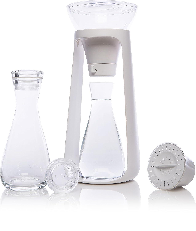 KOR Water Fall Glass Carafe 1005