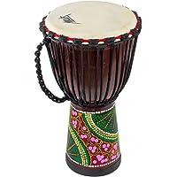 Aklot 50 cm Djembe,Tambor de Djembe, tambores africano
