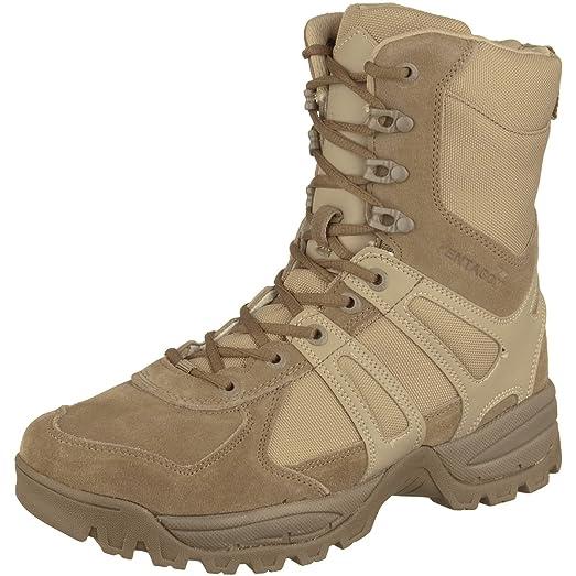 Men's Scorpion Desert Boots Coyote