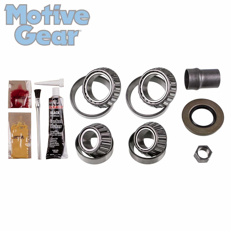 Motive Gear R8.4RT Bearing Kit with Timken Bearings GM 8.2 Car 55-64