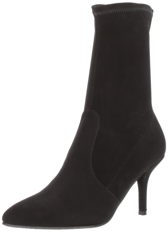 Stuart Weitzman Women's Cling Ankle Boot B06VT6SFG4 7.5 B(M) US|Black