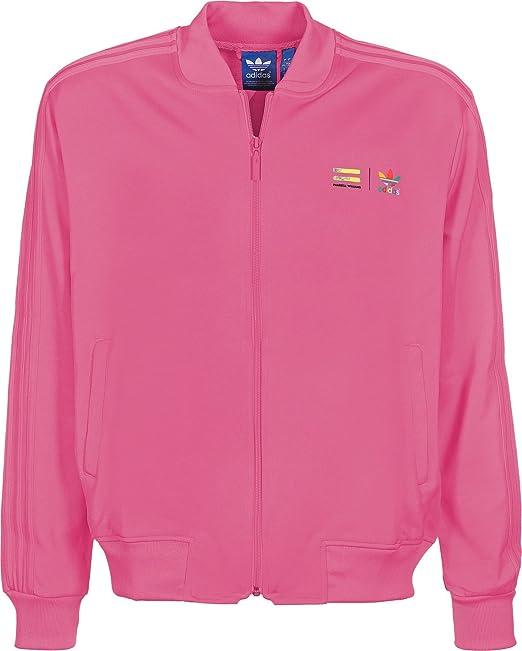 Adidas Originals X Pharell Williams Pista Chaqueta: Amazon.es: Ropa y accesorios