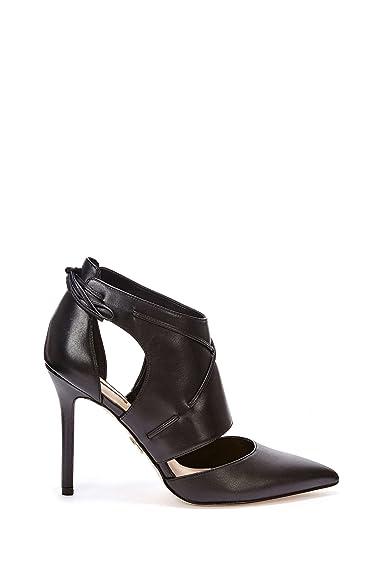 e78b04ab541a Escarpins Guess Becan Noir Femme 38  Amazon.fr  Chaussures et Sacs