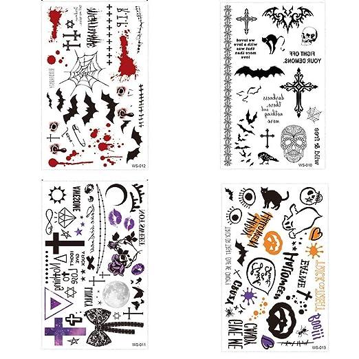 Tatuajes temporales Etiqueta de Tatuaje Impermeable Etiqueta de ...