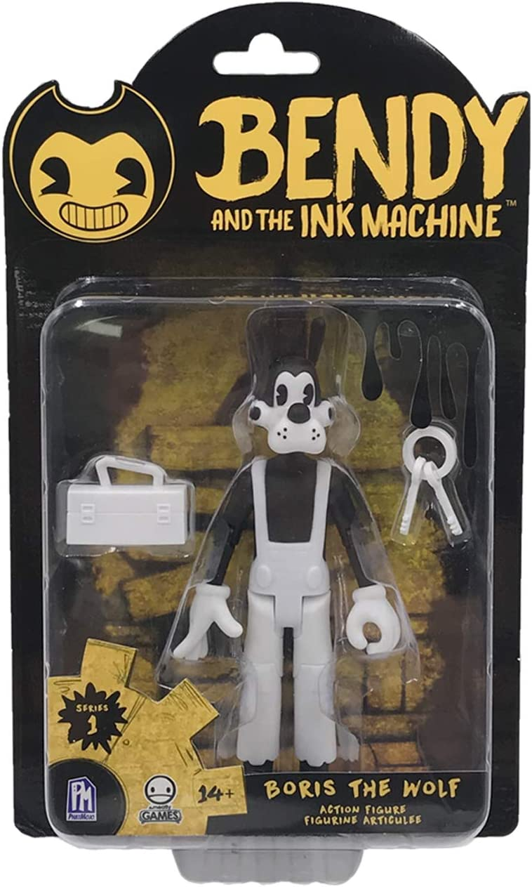Boris Bendy and the Ink Machine Action Figure
