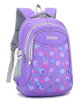 Joeyan Mochila para niñas,Mochila de Viaje para Mochila Escolar Mochila Mochila para niños Mochilas Escolares: Amazon.es: Equipaje