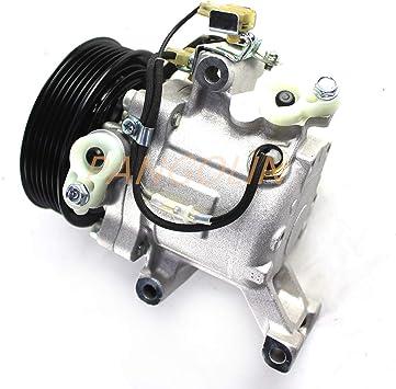New A//C Compressor SV07C 447160-2270 For Toyota Rush Daihatsu Terios 2006-2012