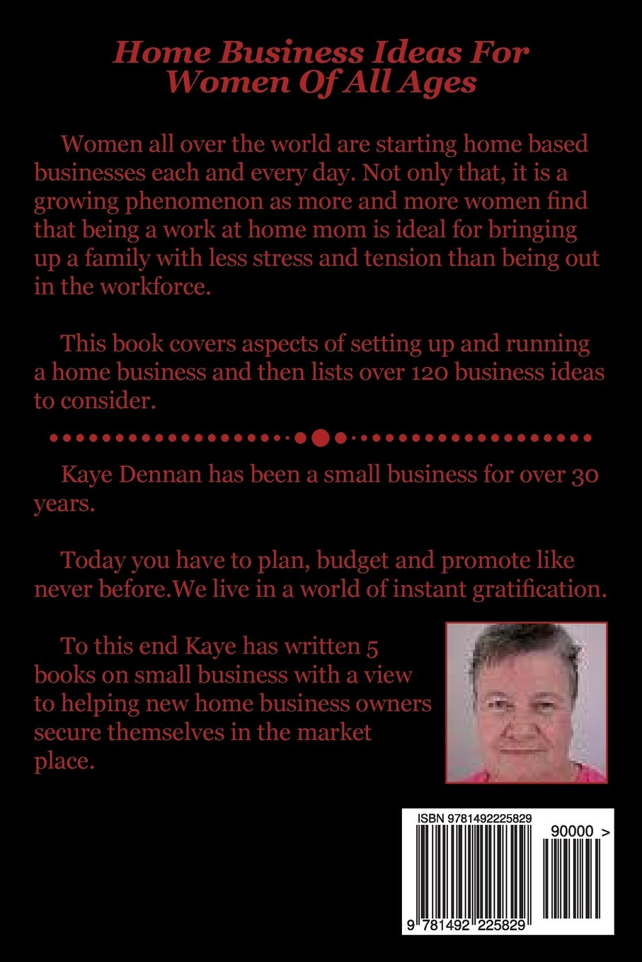 Home Business Ideas For Women Of All Ages Kaye Dennan