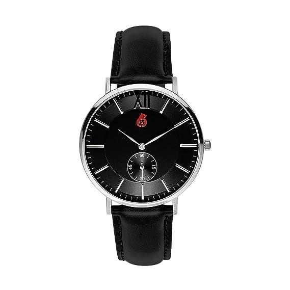 Reloj De Pulsera De Hombre De Berlín Bling – Elegante Quartz de reloj con pulsera de
