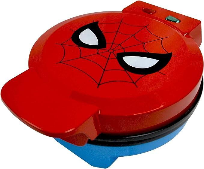 Amazon.com: Marvel Spiderman Waffle Maker - Máscara de Spidey