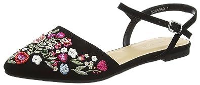 New Look Damen Linwood Geschlossene Sandalen