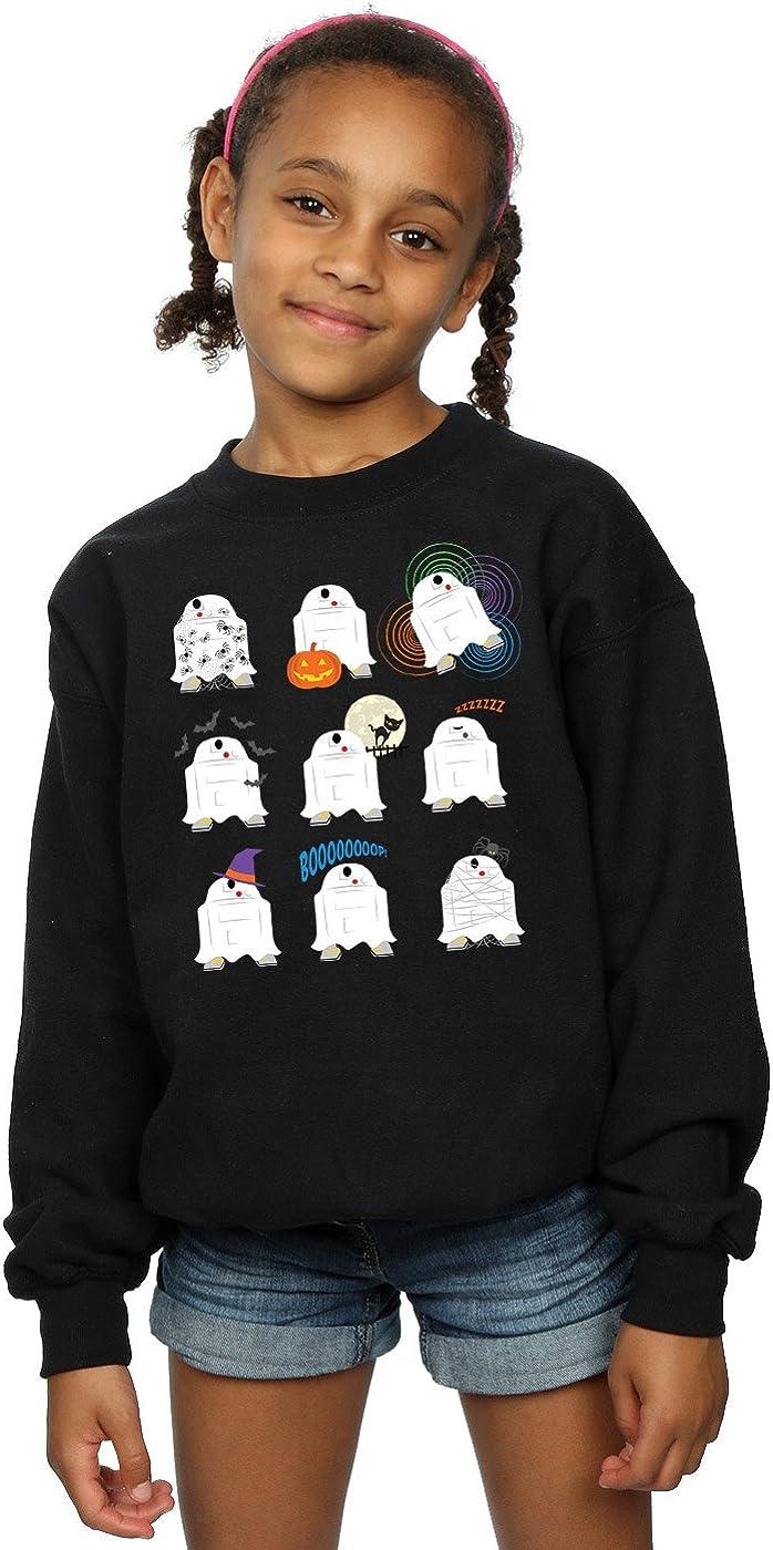 Star Wars Girls R2-D2 Trick or Treat Sweatshirt 5-6 Years Black