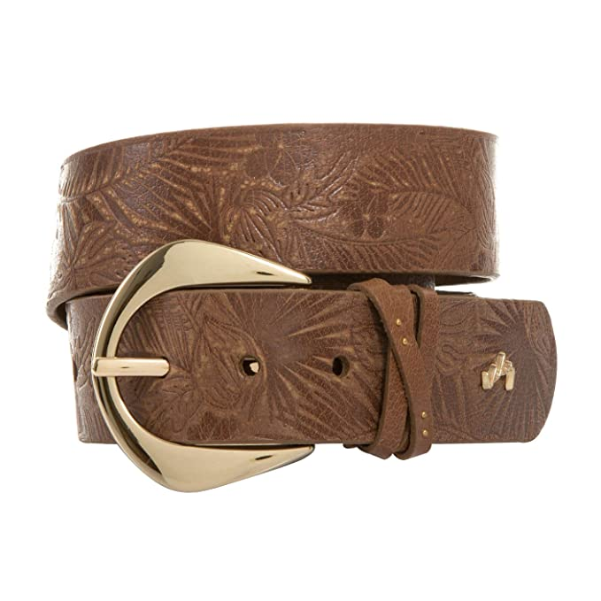 VÉLEZ Real Leather Skinny Belts For Women | Cinturones Colombianos Para Mujer at Amazon Womens Clothing store: