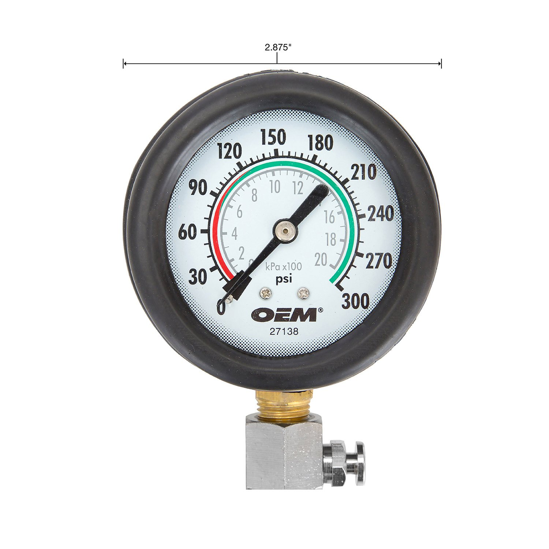 Amazon.com: OEMTOOLS 27138 Compression Tester Gauge Set: Home Improvement