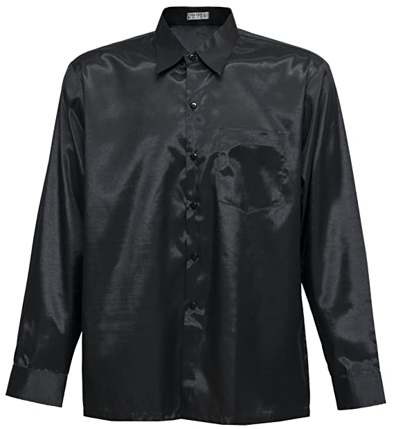 3d56dbb907c1d4 Thai Silk Men s Long Sleeve Shirt  Amazon.co.uk  Clothing