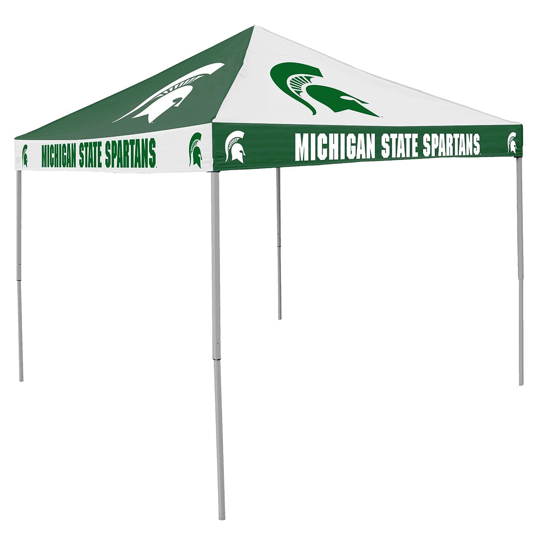 Michigan State 9 foot X 9 foot Logo Brands NCAA CB Tent