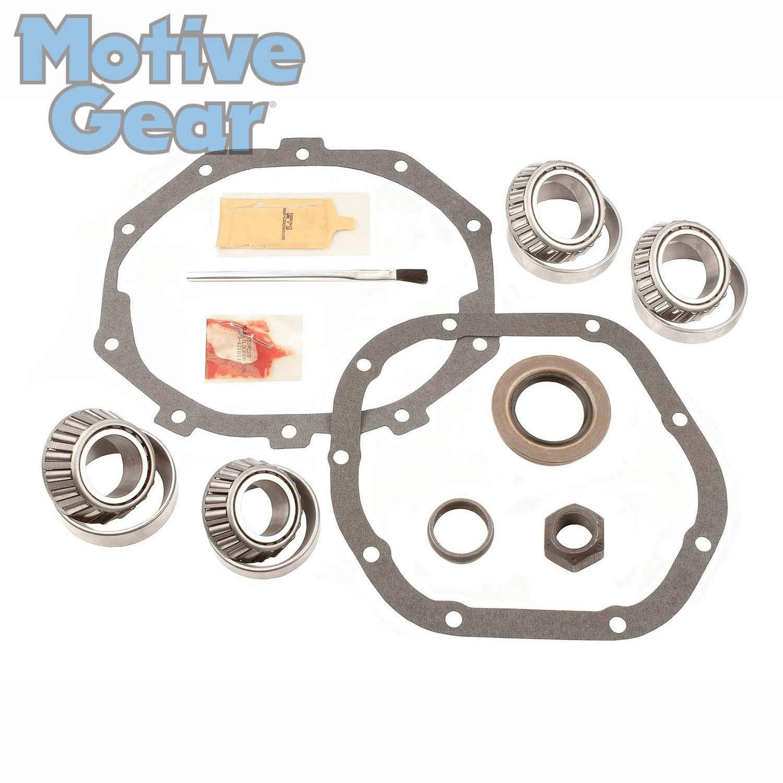 Motive Gear R7.25RT Light Duty Timken Bearing Kit, BK Chrysler 7.25''