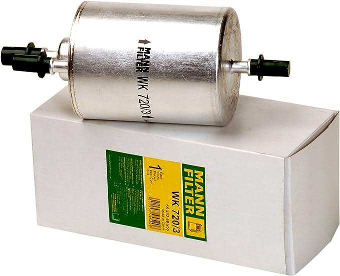 Mann Filter WK7203 Fuel Filter: Amazon co uk: Car & Motorbike