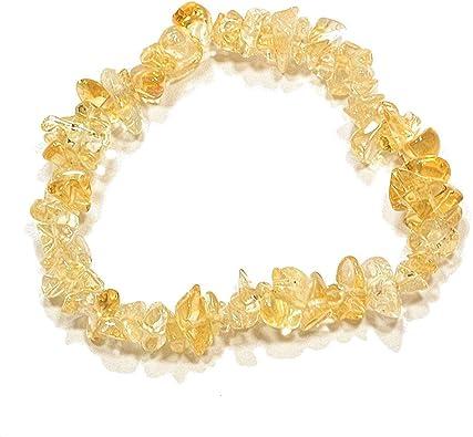 bracelet femme pierre ambre