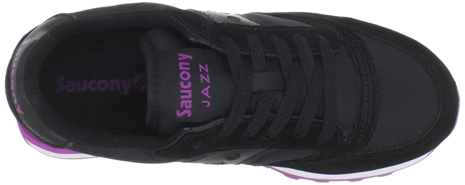 Saucony Originals Saucony Saucony Originals Jazz Original Damens, Damen Sneakers Schwarz e29112