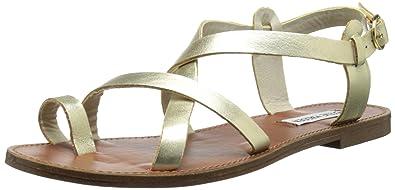 8eaedf9ac746 Steve Madden Women s Agathist Gladiator Sandal