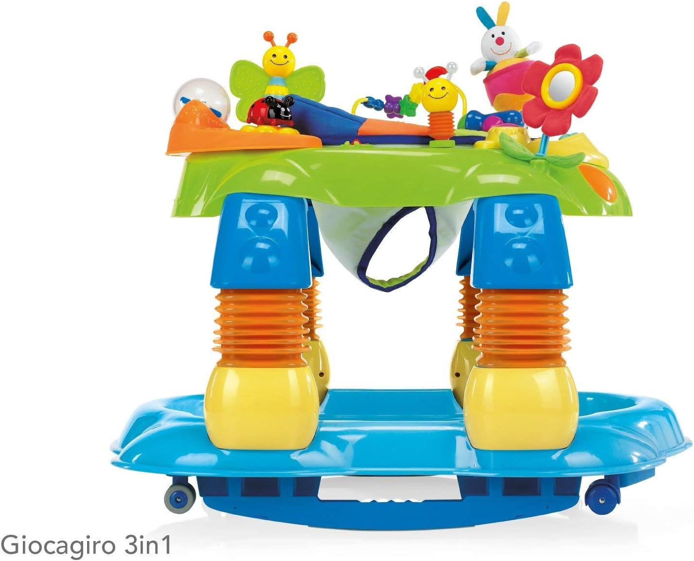 BREVI Giocagiro 3 en 1 Trotteur Multicolore
