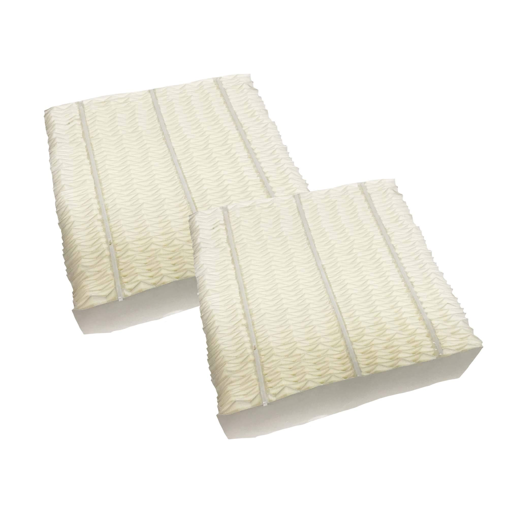Think Crucial 2 Replacements Aircare 1043 Paper Wick Humidifier Filter Fits Spacesaver 800, 8000 Series Console, 10.8'' x 4.2'' x 12.5''