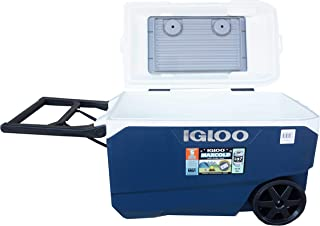 product image for Igloo Cooler with Wheels - Latitude 90 Quarts - Fits up to 137 Cans - Up to 5 Day Ice Retention