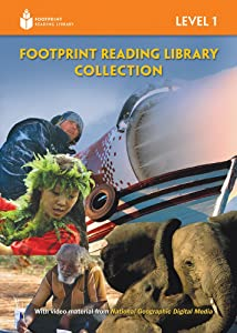 Footprint Reading Library 1: Collection (Bound Anthology) (Footprint Reading Library, Level 1)