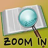 magnifier - zoom in